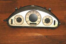 MERCEDES E Class W211 strumento cluster Orologio TACHIMETRO a2115409247