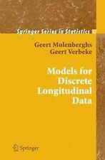 Springer Series in Statistics Ser.: Models for Discrete Longitudinal Data by...