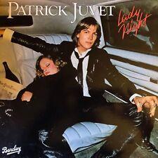 LP/33T/VINYLE -  PATRICK JUVET LADY NIGHT. ORIGINAL