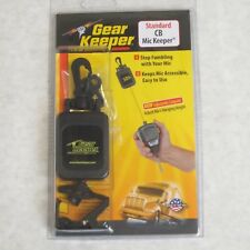 "Gear Keeper RT4-4112 28"" Retractable CB Radio Microphone Hanger (BLACK)"