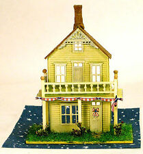 THE ROSEWOOD A Doll House For Your Doll House Structure Plastic Kit GL3423