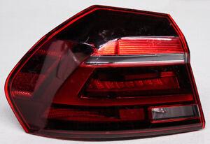 OEM Volkswagen Passat Sedan Left Driver Side LED Tail Lamp 561-945-207-C