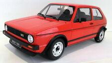 Modellini statici auto rosso Scala 1:12