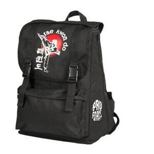 Deluxe Expandable & Extendable Taekwondo Backpack Martial Arts Equipment Gear