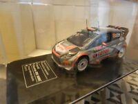 FORD FIESTA RS WRC RALLYE MONTE CARLO 2015 ROBERT KUBICA     ixo 1/43    15