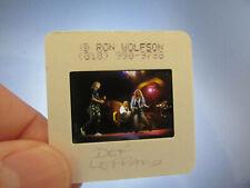 More details for original press photo slide negative - def leppard - 1980's - b