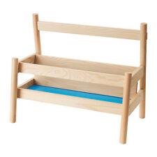Book Display Children's Storage Playroom Bedroom Ikea FLISAT