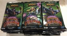 World Of Warcraft Betrayal Of The Guardian Booster Box LOT Of 36-packs TCG CCG
