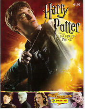 Harry Potter und der Halbblut-Prinz / Panini / Leeres Sticker Album