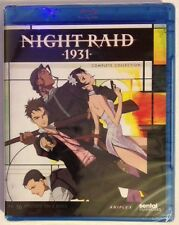 NIGHT RAID 1931: Complete Collection - MINT NEW SEALED BLU-RAYS!!