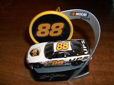 DALE JARRETT NASCAR CHRISTMAS TREE ORNAMENT #88 UPS 1:64 SCALE RACECAR