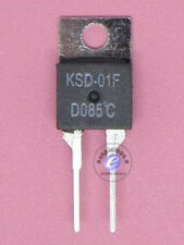 1pcs Thermostat Temperature Switch 60°C NC  Normally(closed) KSD01F
