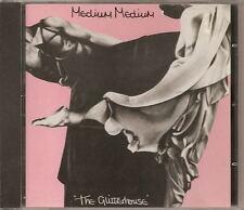 MEDIUM MEDIUM The Glitterhouse RARE 1988 LINE CD ALBUM dub new wave funk