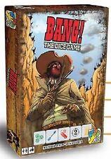 BANG THE DICE GAME: Gioco da Tavolo Dv Giochi ITALIANO Scatola Base New #03261