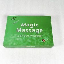 Magic Massage Therapulse Lady Ladybug Massager