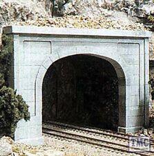 C1256 Woodland Scenics OO/HO Gauge Tunnel Port Concret DBlack 1ea