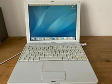 Apple iBook G4 12-inch 1.33 GHz 512mb ram 40gb powerbook 6,7 2006
