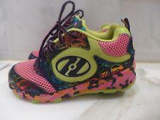 Girls Heely's Skate Shoes Size 2 Youth Euc skates
