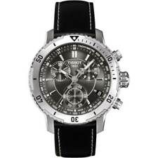 Tissot PRS 200 Chronograph Quartz Sport Watch for Men T067.417.16.051.00