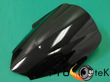 2006-2015 Yamaha FZ1 FAZER ABS Black Smoke Double Bubble Windscreen Windshield