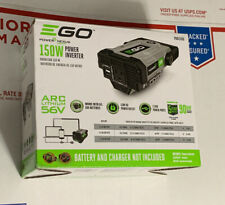 EGO Power Inverter Nexus Escape 150-Watt 2 puertos USB 120V toma de alimentación de CA