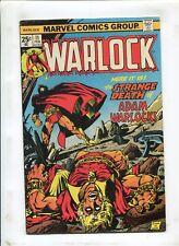 """WARLOCK #11 - """"THE STRANGE DEATH OF ADAM WARLOCK!"""" - (4.5) 1976"""