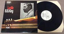 B.B. King Lucille LP 1967 Beat Goes On Records BGOLP36 UK Press N/Mint 1990