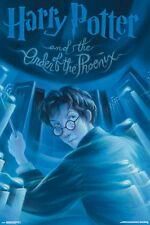HARRY POTTER & THE ORDER OF THE PHOENIX - BOOK COVER POSTER - 24x36 - 15204