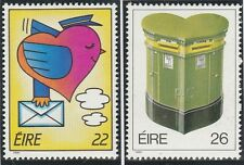 Ireland (Eire) Stamps 1986 Greetings Stamps SG 630-631 (MH)