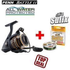 Penn Battle 2 4000 + 235m 0,30 mm Sufix PERFORMANCE PRO 8 29kg