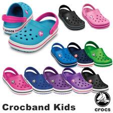 Chaussures rouges Crocs pour garçon de 2 à 16 ans