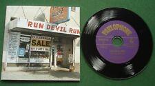 Paul McCartney Run Devil Run inc Brown Eyed Handsome Man / All Shook Up + CD