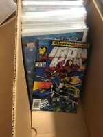 50 Comic Book Lot Marvel DC & Independents!