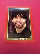 Maxime Talbot  Penguins  2005-2006 Upper Deck Beehive Red #141