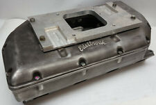 Edelbrock Rat Roaster fits early 426 Chrysler Hemi was dual carb now Dominator