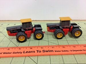 1/64 Versatile 876 & 936 First Editions tractors, as-is.
