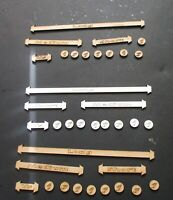 Saga Measuring sticks  rulers and fatigue markers