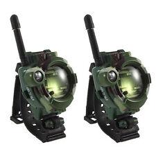 Camouflage Military Parenting Toy Wrist Watch Walkie Talkie Intercom Game Toys