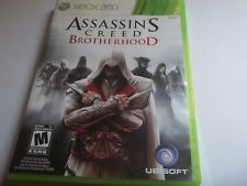 Assassin's Creed Brotherhood Game For Xbox 360 *NTSC*