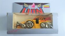 Vintage 1981 Voltron Yellow Lion Chogokin Die-cast Import Boxed NEW