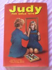 Judy For Girls Annual 1972 *** Unclipped ***