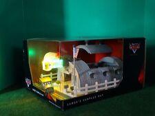 Disney Pixar CARS Sarge's Surplus Hut Precision Series Army Jeep Toy Play Set