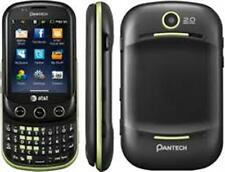 Unlocked at&t Pantech P6010 Pursuit II UNLOCKED 3G GPS Qwerty Touch Screen