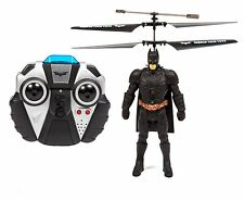 NEW World Tech Toys DC BATMAN IR RC Flying Figure helicopter hovercraft drone