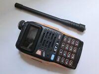 BAOFENG GT-3 2m/70cm FM-Handfunkgerät [901 18736]