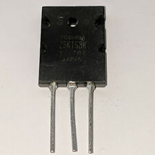2SK1530 Transistor N Channel MOSFET - CASE: TO3PL MAKE: Toshiba