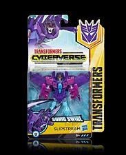 Transformers Cyberverse Warrior Class Slipstream Exclusive MISB