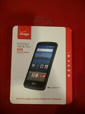 LG Optimus Zone 3 Verizon Prepaid 4G LTE Smartphone Brand New Sealed