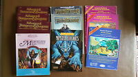 Vintage Advanced & Dungeons and Dragons multilisting