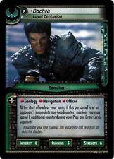 Star Trek CCG 2E Necessary Evil Bochra, Loyal Centurion 4U166